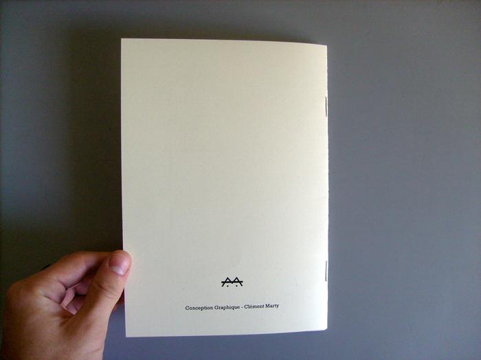 Livret Format A5