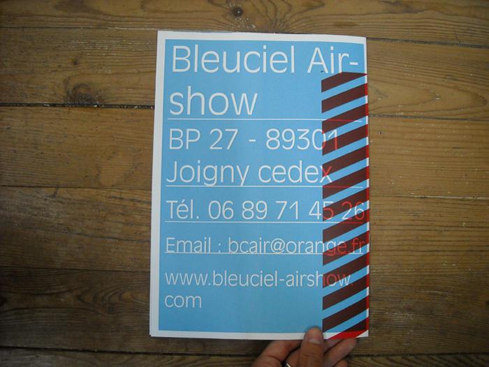 Brochure format A4